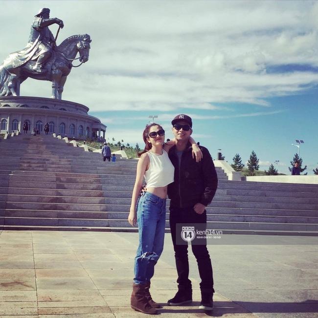 Độc quyền: Cặp đôi mới của Vbiz Hồ Quang Hiếu - Bảo Anh tiết lộ những hình ảnh hôn nhau đi khắp thế gian - Ảnh 6.
