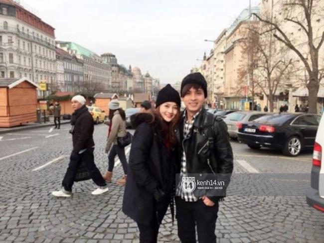 Độc quyền: Cặp đôi mới của Vbiz Hồ Quang Hiếu - Bảo Anh tiết lộ những hình ảnh hôn nhau đi khắp thế gian - Ảnh 8.