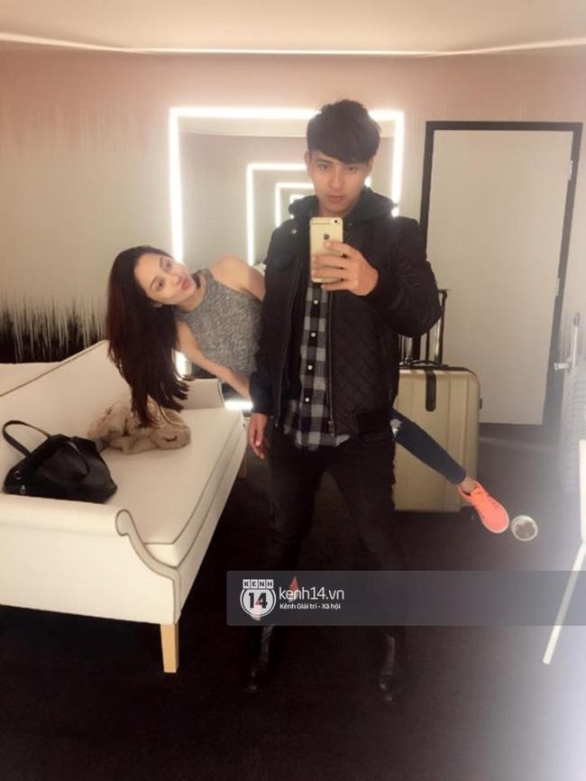 Độc quyền: Cặp đôi mới của Vbiz Hồ Quang Hiếu - Bảo Anh tiết lộ những hình ảnh hôn nhau đi khắp thế gian - Ảnh 9.