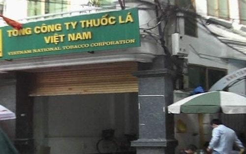 Trụ sở cũ của Vinataba được dùng chung với Tổng công ty Giấy Việt Nam trên khu đất tại 25A Lý Thường Kiệt.