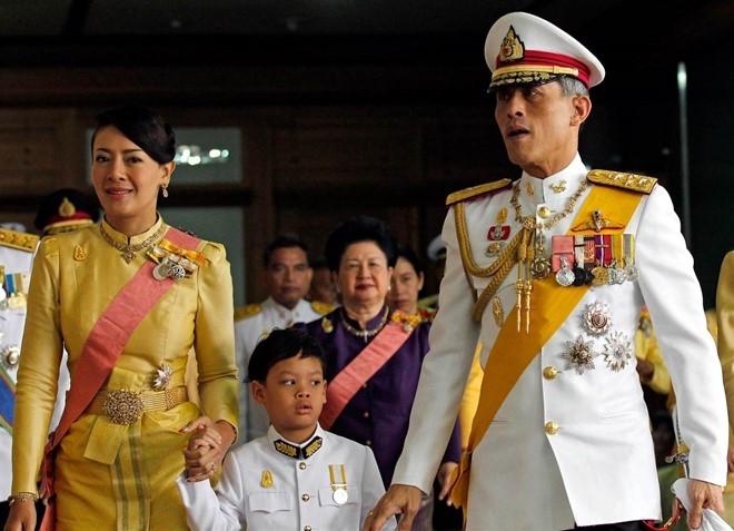 Nha bao Thai: Quan nhiep chinh se som trao quyen cho thai tu hinh anh 2