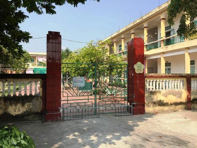 Trường mầm non xã Hải Trung, huyện Hải Hậu, Nam Định.