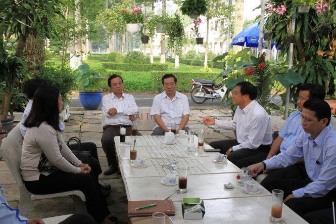 Image result for Quảng Ngãi gỡ rối cho doanh nghiệp ở... quán cà phê