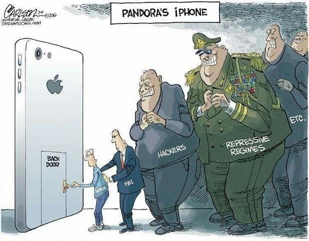 Chính phủ Mỹ ép nhiều hãng công nghệ, trong đó có Facebook, phải cung cấp thông tin người dùng.