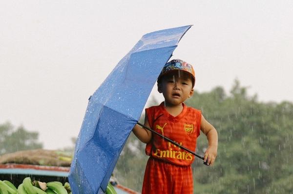 em bé Sài Gòn