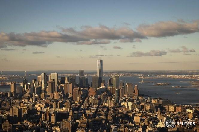 Thành phố New York /// Reuters