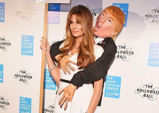 Bầu cử Tổng thống Mỹ 2016, Trump sờ soạng, Donald Trump, tỷ phú Donald Trump, ứng viên Tổng thống Mỹ 2016