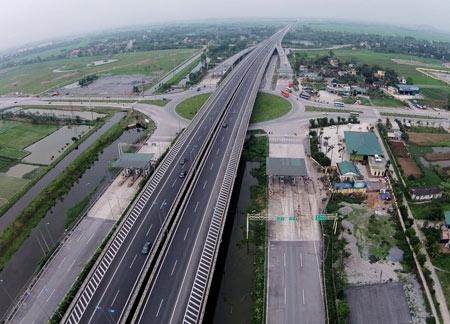 VEC hiện đang quản lý và khai thác 6 tuyến cao tốc hiện đại nhất Việt Nam