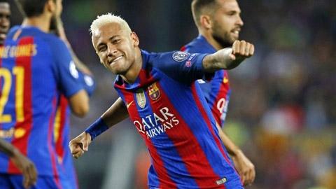 Barca ấn định ngày ký hợp đồng mới với Neymar