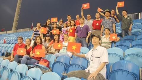 Video CDV tiep lua U19 Viet Nam o giai chau A hinh anh 4