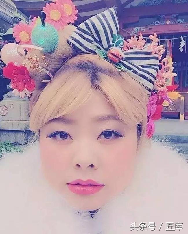 Nhật Bản: Đây chính là nàng béo sành điệu đang khiến cộng đồng mạng điên đảo - Ảnh 2.