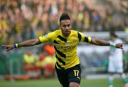 Dortmund sẵn sàng bán Aubameyang cho Real Madrid.