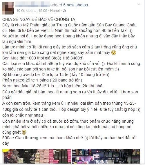 Giật mình: Son cao cấp giá bạc triệu hóa hàng bình dân với giá vài chục nghìn ở khắp Hà Nội - Ảnh 10.