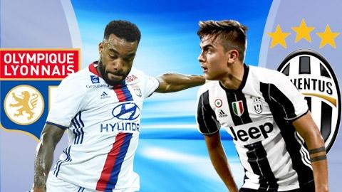 Nhận định bóng đá Lyon vs Juventus, 01h45 ngày 19/10: Ghìm chân Lão phu nhân