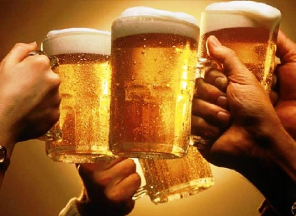Nguy cơ viêm xoang do bia rượu