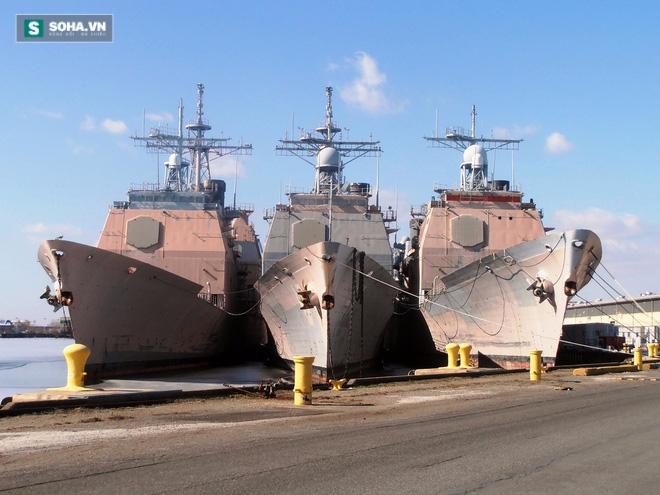 Tàu chiến nghỉ hưu non của Mỹ khiến nhiều quốc gia phải mơ ước - Ảnh 2.