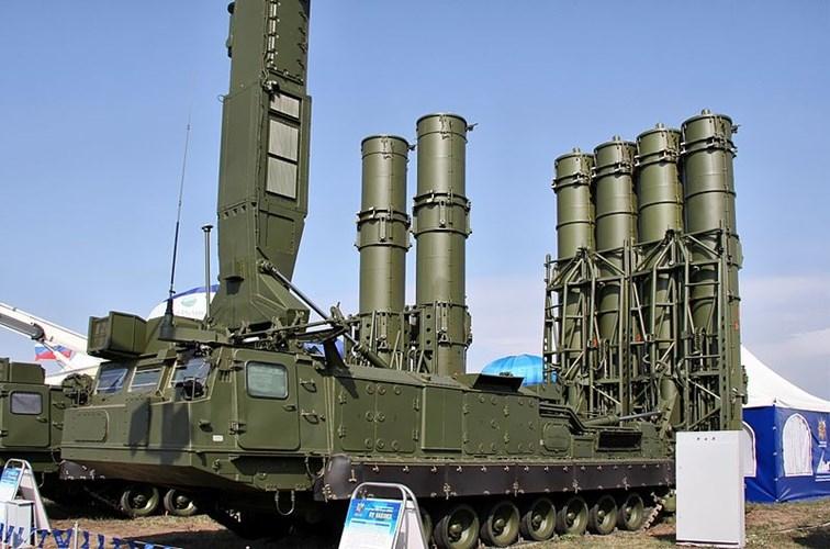 """Tho Nhi Ky mua ten lua S-300VM Nga, My """"chet soc"""""""