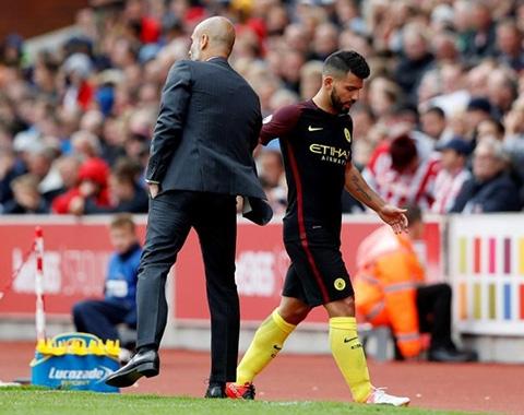 Trai y Pep Guardiola, Aguero co the nhan ket cuc nhu Sanchez hinh anh 2