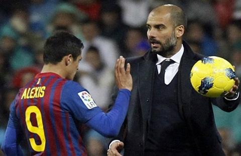 Trai y Pep Guardiola, Aguero co the nhan ket cuc nhu Sanchez hinh anh 3
