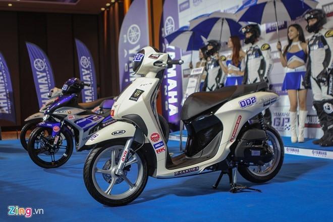 Yamaha Viet Nam to chuc giai dua Exciter dau tien hinh anh 3
