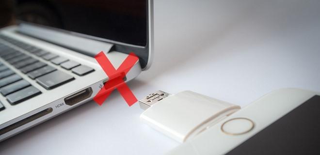 Apple co the khai tu cong USB hinh anh 1