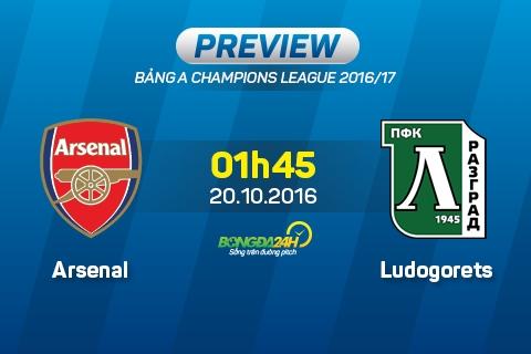 Arsenal vs Ludogorets (01h45 ngay 2010) Pho dien suc manh hinh anh 2