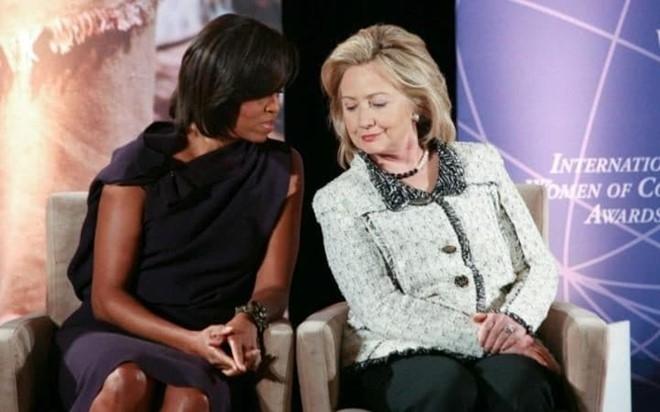 Ba Hillary tu tin tien vao sao huyet cua dang Cong hoa hinh anh 1