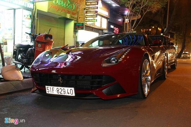 Cuong Do La mua sieu xe Ferrari F12 Berlinetta hinh anh 4