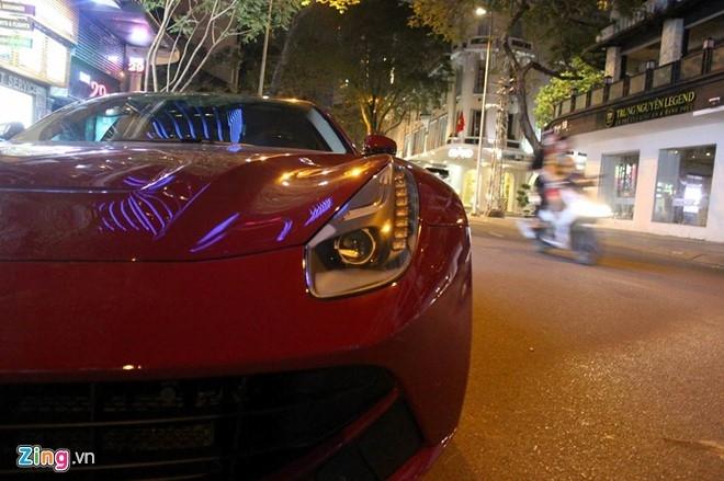 Cuong Do La mua sieu xe Ferrari F12 Berlinetta hinh anh 6
