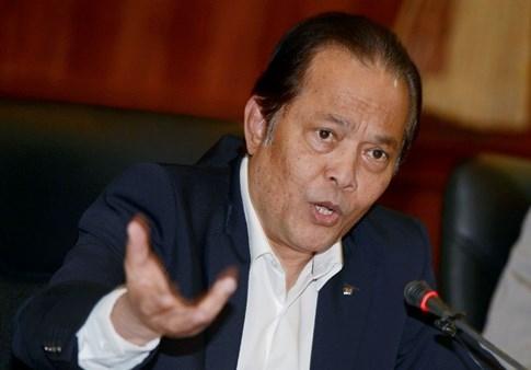 Cựu Chủ tịch LĐBĐ Thái Lan bị loại trừ khỏi bóng đá 5 năm - ảnh 1