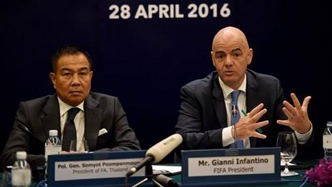 Cựu Chủ tịch LĐBĐ Thái Lan bị loại trừ khỏi bóng đá 5 năm - ảnh 2