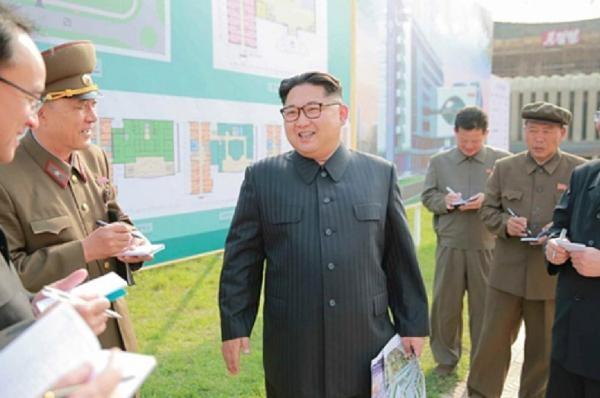 """kim jong-un tai xuat sau 11 ngay """"mat tich"""" bi an hinh anh 1"""