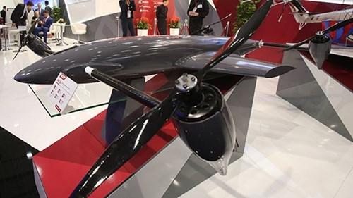 Kinh ngac UAV Hiep si Nga sieu nho, bay xa 1.000km