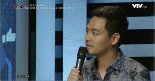 MC Phan Anh, Phan Anh ủng hộ miền Trung, Phan Anh