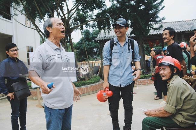 MC Phan Anh: Nhận lại những nụ cười, lời cảm ơn chân thành từ bà con, với tôi như vậy là quá đủ - Ảnh 1.