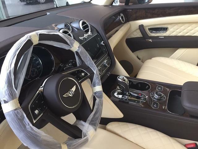 Nội thất tuyệt đẹp của Bentley Bentayga