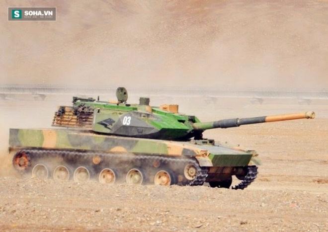 Trung Quốc trình làng xe tăng tác chiến miền núi - Ảnh 1.