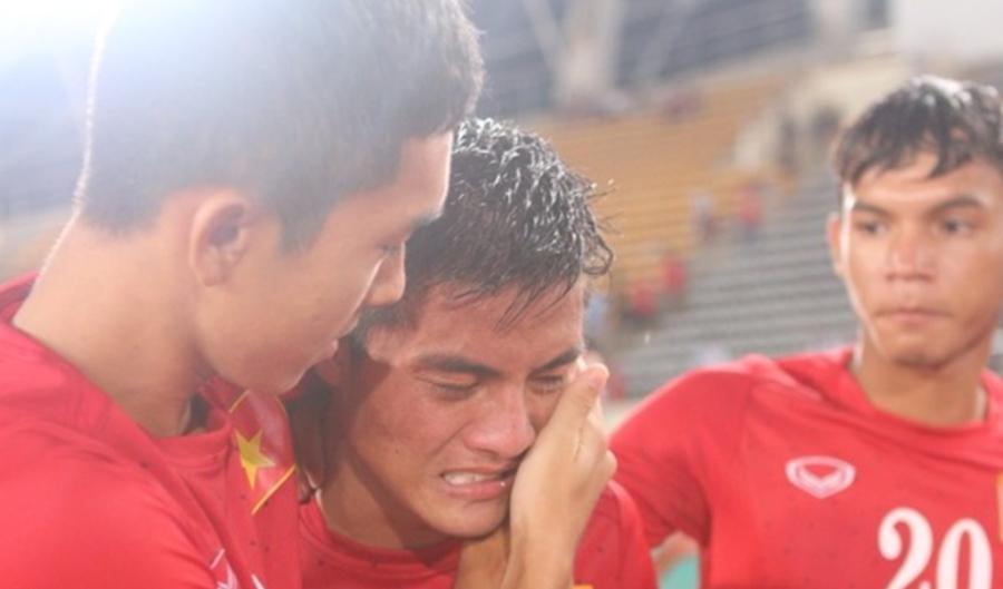 U19 Việt Nam cần tối thiểu 1 điểm trước Iraq để nắm quyền tự quyết vào tứ kết giải U19 châu Á 2016. Ảnh: Tùng Lê