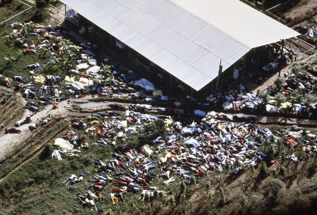 Vụ thảm sát kinh hoàng tại Jonestown: Gần 1,000 người uống thuốc độc, tự sát tập thể - Ảnh 3.