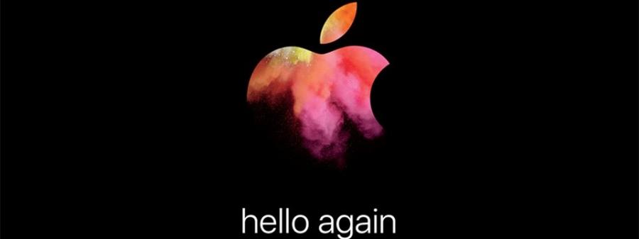 Thư mời tham dự sự kiện ngày 27/10 của Apple. Ảnh: Apple.