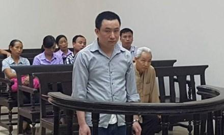 Ngô Văn Triều tại tòa phúc thẩm