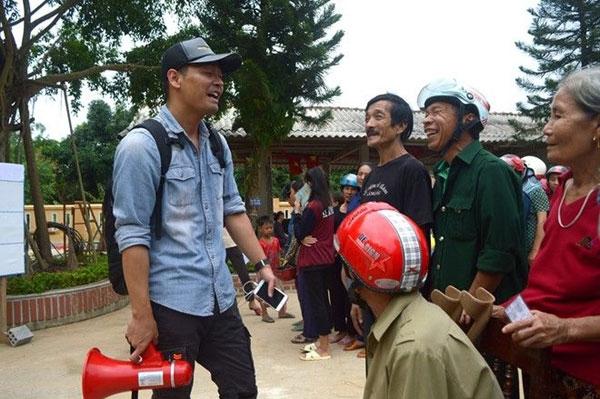 Sự chân thành giúp MC Phan Anh làm nên sức mạnh lớn lao của niềm tin.