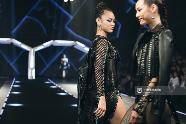Mai Ngô và Lilly Nguyễn nổi nhất show Chung Thanh Phong vì... chân quá to và ngắn - Ảnh 5.