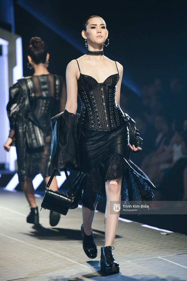 Mai Ngô và Lilly Nguyễn nổi nhất show Chung Thanh Phong vì... chân quá to và ngắn - Ảnh 20.