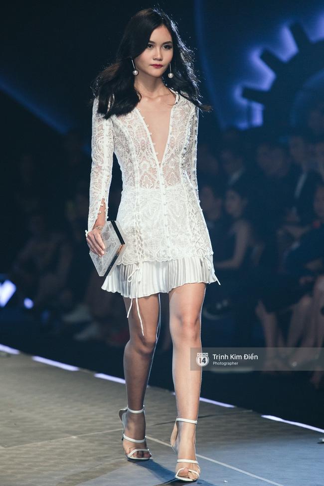 Mai Ngô và Lilly Nguyễn nổi nhất show Chung Thanh Phong vì... chân quá to và ngắn - Ảnh 24.