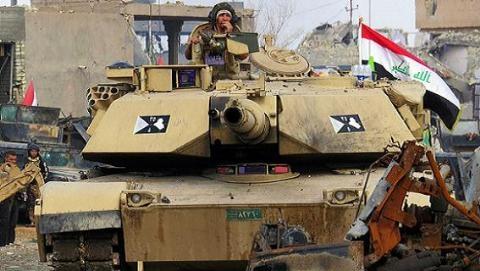 Quân đội Iraq và người Kurd đang mở đợt tấn công lớn ở Mosul