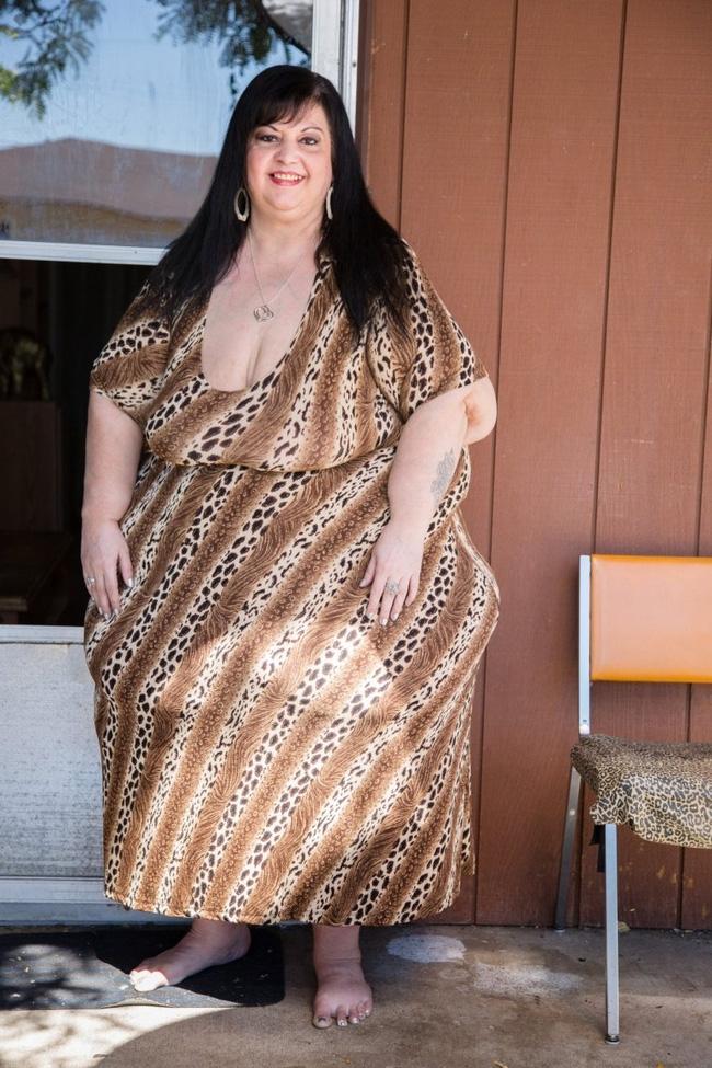 Người phụ nữ nặng hơn 300kg giảm 120kg nhờ chăm chỉ làm chuyện ấy - Ảnh 3.