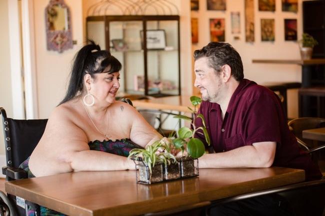 Người phụ nữ nặng hơn 300kg giảm 120kg nhờ chăm chỉ làm chuyện ấy - Ảnh 4.
