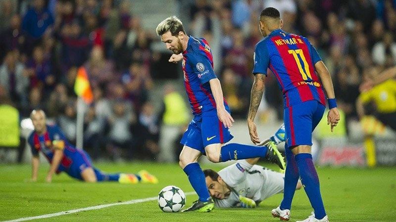 Messi, Lionel Messi, Ronaldo, Cristiano Ronaldo, Barca, Barcelona, Barca vs Man City, Pep Guardiola