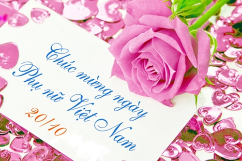 lời chúc 20-10, lời chúc ý nghĩa nhất, ngày Phụ Nữ Việt Nam